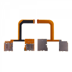Sim Card and Memory Card Holder with Flex Cable for HTC One Mini 2 PH-FC-HT-00029