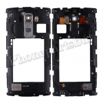 Backplate Rear Housing with Camera & Flash Light Lens and Buzzer Ringer for LG G4 Mini, G4 Beat G4S H731/ H734/ H735/ H736 - White PH-HO-LG-00072WH
