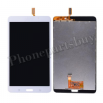 LCD Screen Display with Touch Digitizer Panel for Samsung Galaxy Tab 4 7.0 T230(for SAMSUNG)(WIFI Version) - White PH-LCD-SS-00178WH