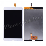 LCD Screen Display with Touch Digitizer Panel for Samsung Galaxy Tab 4 7.0 T231(for SAMSUNG)(3G Version) - White PH-LCD-SS-00179WH