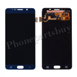 LCD Screen Display with Digitizer Touch Panel for Samsung Galaxy Note 5(for SAMSUNG)(NO  Stylus  Pen  Flex  Cable) - Black Sapphire PH-LCD-SS-00164BK