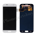 LCD Screen Display with Digitizer Touch Panel for Samsung Galaxy S7 G930/ G930F/ G930A/ G930V/ G930P/ G930T/ G930R4/ G930W8 (OEM) - White PH-LCD-SS-00187WH