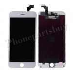 LCD with Touch Screen Digitizer with Frame for iPhone 6 Plus(5.5  inches)(Aftermarket) -White PH-LCD-IP-00057WHB