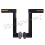 Charging Port with Flex Cable for iPad Air 2-Black PH-CF-IP-00014BK
