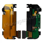 Dock Connector/Charging Port full internal assembly for iPhone 3G  -  Black PH-CF-IP-043BK