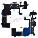 Charging Port with Flex Cable and Earphone Jack for iPhone 5C PH-CF-IP-00007