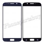 Front Screen Glass Lens for Samsung Galaxy S6 G920/ G920F/ G920I/ G920X/ G920A/ G920V/ G920P/ G920T/ G920R4/ G920W8(for SAMSUNG) - Black Sapphire PH-TOU-SS-00116BU