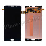 LCD Screen Display with Digitizer Touch Panel for Samsung Galaxy Note 5 N920/ N920F/ N920A/ N920V N920P/ N920T/ N920R4/ N920W8(With Stylus Pen Flex Cable)(OEM) - Black Sapphire PH-LCD-SS-00172BK