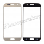 Front Screen Glass Lens for Samsung Galaxy S7 G930/ G930F/ G930A/ G930V/ G930P/ G930T/ G930R4/ G930W8 (for SAMSUNG) - Gold PH-TOU-SS-00141GDB