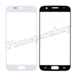 Front Screen Glass Lens for Samsung Galaxy S7 G930/ G930F/ G930A/ G930V/ G930P/ G930T/ G930R4/ G930W8 (for SAMSUNG) - White PH-TOU-SS-00141WHB