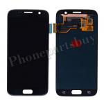 LCD Screen Display with Digitizer Touch Panel for Samsung Galaxy S7 G930/ G930F/ G930A/ G930V/ G930P/ G930T/ G930R4/ G930W8 (OEM) - Black PH-LCD-SS-00187BK