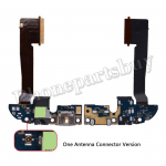 Charging Port with Flex Cable, Earphone Jack and Mic for HTC One M8(One  Antenna  Connector)(  for  16GB  Version) PH-CF-HT-00022