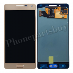 LCD with Touch Screen Digitizer and Home Button for Samsung Galaxy A5 A500F (OEM) - Gold PH-LCD-SS-00131GD