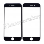 Front Screen Glass Lens for iPhone 7(4.7 inches) - Black PH-TOU-IP-00041BK