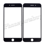 Front Screen Glass Lens for iPhone 7 Plus(5.5 inches) - Black PH-TOU-IP-00042BK