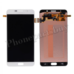 LCD Screen Display with Digitizer Touch Panel for Samsung Galaxy Note 5 N920/ N920F/ N920A/ N920V N920P/ N920T/ N920R4/ N920W8 (With Stylus Pen Flex Cable) (Refurbished) - White Pearl PH-LCD-SS-00172WHE