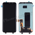 LCD Screen Display with Digitizer Touch Panel for Samsung Galaxy S8 Plus G955 - Black PH-LCD-SS-00210BK