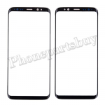 Front Screen Glass Lens for Samsung Galaxy S8 G950 - Black PH-TOU-SS-00149BK