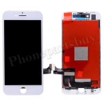 LCD Screen Display with Touch Digitizer Panel and Frame for iPhone 8 (4.7 inches)(Generic Plus) - White PH-LCD-IP-00078WHP