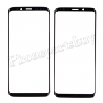 Front Screen Glass Lens for Samsung Galaxy S9 G960 - Black PH-TOU-SS-00162BK