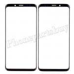 Front Screen Glass Lens for Samsung Galaxy S9 Plus G965 - Black PH-TOU-SS-00163BK
