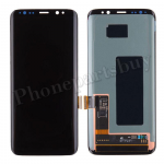 LCD Screen Display with Digitizer Touch Panel for Samsung Galaxy S8 G950 - Black PH-LCD-SS-00211BK
