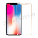 6D Full Curved Tempered Glass Screen Protector for iPhone 11 Pro/X/XS (5.8 inches) - White MT-SP-IP-00152WH