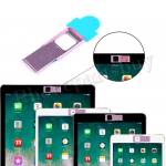 Ultra-thin Webcam Cover Slider Privacy Protect Sticker for Mobile Phone & Laptop & Tablet - Pink PH-HO-UN-00001PK