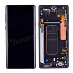 LCD Screen Display with Digitizer Touch Panel and Frame for Samsung Galaxy Note 9 N960(Black Frame) - Black PH-LCD-SS-00244BKBK