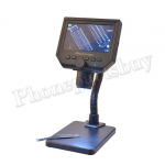Portable G600 Digital Microscope 1-600X HD 3.6MP Magnifier with 4.3 inch LCD Monitor MT-TO-UN-00224