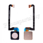 Home Button with Flex Cable,Connector and Fingerprint Scanner Sensor for Google Pixel 3 - Pink PH-HB-GO-00006PK