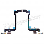 Charging Port with Flex Cable for iPhone XS(5.8 inches) - Brown PH-CF-IP-00032BR