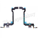 Charging Port with Flex Cable for iPhone XS(5.8 inches) - Gray PH-CF-IP-00032GY