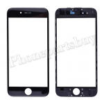 3 in 1 Front Screen Glass Lens with LCD Digitizer Frame and OCA for iPhone 6 (4.7 inches) - Black PH-TOU-IP-00058BK