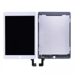 LCD with Touch Screen Digitizer for iPad Air 2(Wake/ Sleep Sensor Installed) - White PH-LCD-IP-00061WH