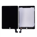 LCD with Touch Screen Digitizer for iPad Air 2(Wake/ Sleep Sensor Installed) - Black PH-LCD-IP-00061BK