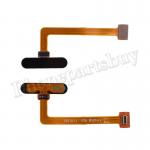 Home Button with Flex Cable,Connector and Fingerprint Scanner Sensor for Motorola Moto Z3 Play XT1929 - Black PH-HB-MT-00028BK