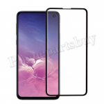 Full Curved Tempered Glass Screen Protector for Samsung Galaxy S10E G970(Retail Packaging) MT-SP-SS-00243