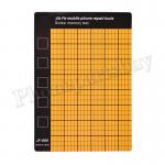 145x90mm Magnetic Screw Mat Pad for Mobile Phone Repair MT-TO-UN-00242