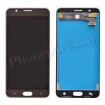 LCD Screen Display with Digitizer Touch Panel Assembly for Samsung Galaxy J7 Prime 2 G611 (for Samsung) - Gold PH-LCD-SS-00249GD