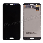 LCD Screen Display with Digitizer Touch Panel Assembly for Samsung Galaxy J7 Prime 2 G611 (for Samsung) - Black PH-LCD-SS-00249BK