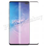 Full Curved Tempered Glass Screen Protector for Samsung Galaxy S10 Plus G975(Retail Packaging) MT-SP-SS-00242