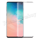 Full Curved Tempered Glass Screen Protector for Samsung Galaxy S10 G973 (Retail Packaging) MT-SP-SS-00241