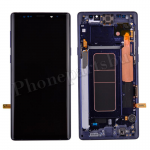 LCD Screen Display with Digitizer Touch Panel and Frame for Samsung Galaxy Note 9 N960(Blue Frame) - Black PH-LCD-SS-00244BKBU