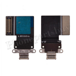 Charging Port with Flex Cable for iPad Pro 11 inches/ 12.9 inches(3rd Gen) - White  PH-CF-IP-00034WH
