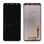 LCD Screen Display with Touch Digitizer Panel for Samsung Galaxy J6 Plus (2018) J610 - Black PH-LCD-SS-00255BK