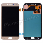 LCD Screen Display with Touch Digitizer Panel for Samsung Galaxy J4 (2018) J400(for SAMSUNG) - Gold PH-LCD-SS-00256GD