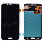 LCD Screen Display with Touch Digitizer Panel for Samsung Galaxy J4 (2018) J400(for SAMSUNG) - Black PH-LCD-SS-00256BK