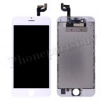 LCD Screen Display with Touch Digitizer Panel and Frame for iPhone 6S (4.7 inches) (Premium Plus) - White PH-LCD-IP-00064WHG