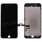LCD Screen Display with Touch Digitizer Panel and Frame for iPhone 7 Plus (5.5 inches)(Premium Grade) - Black PH-LCD-IP-00072BKG